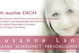 Stellenanzeige Hair Lounge Susanne Lang